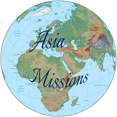 Asia Missions